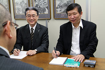 税理士法人 福岡中央会計の相続・事業承継