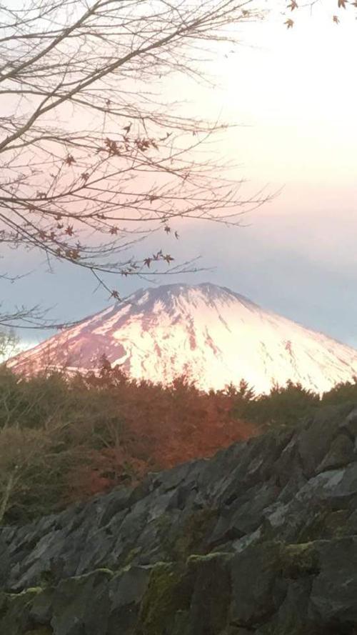 北九州市相続セミナー縁起がいい富士山